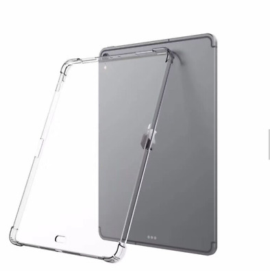 Ultra Thin Slim Soft Silicone TPU Case Cover for iPad 6th Gen 2018 - A1893 A1954