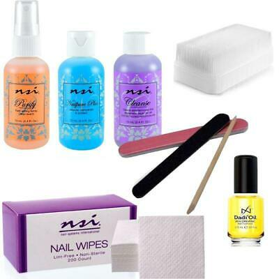 Essential Nail Preparation Pack