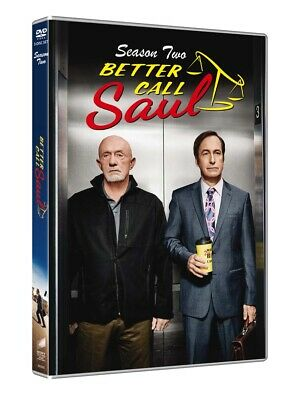 Dvd Better Call Saul - Stagione 02 (3 Dvd)