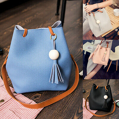 Women Bag Small Handbag Shoulder Tote Satchel Ladies Retro Messenger Cross Body