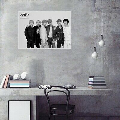 KPOP NCT DREAM 3rd Mini Album [WE BOOM] Photo Poster Customized Hanging Painting