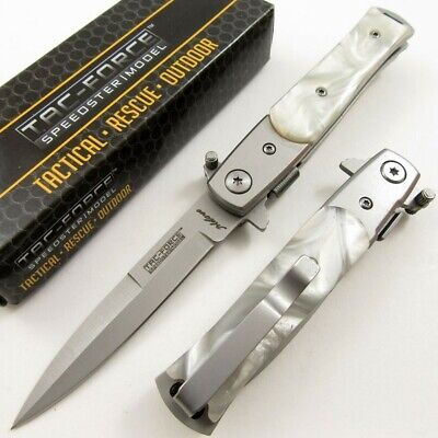Coltello chiudibile stiletto Milano Tac Force Knife Messer Couteau