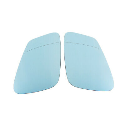 Wing Side Mirror Glass Aspherical Heated Right Fits MERCEDES W220 1998-2006
