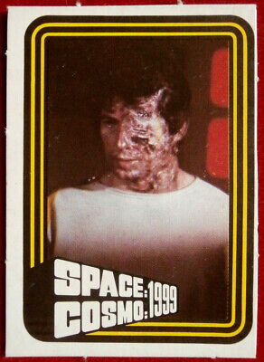 SPACE / COSMO 1999 - MONTY GUM - Card #03 - France 1976