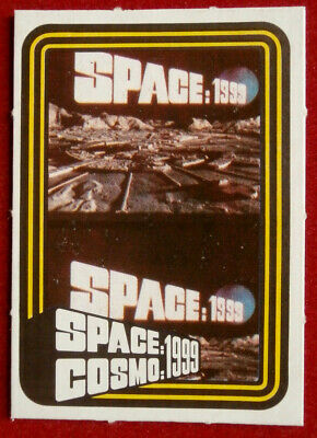SPACE / COSMO 1999 - MONTY GUM - Card #04 - France 1976