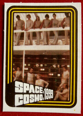 SPACE / COSMO 1999 - MONTY GUM - Card #07 - France 1976