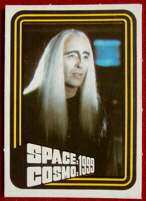 SPACE / COSMO 1999 - MONTY GUM - Card #08 - France 1976
