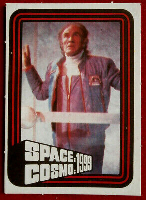 SPACE / COSMO 1999 - MONTY GUM - Card #10 - France 1976