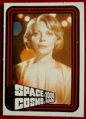 SPACE / COSMO 1999 - MONTY GUM - Card #11 - France 1976