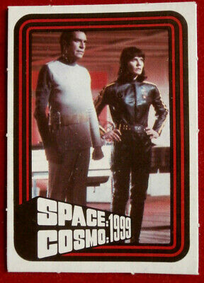SPACE / COSMO 1999 - MONTY GUM - Card #15 - France 1976