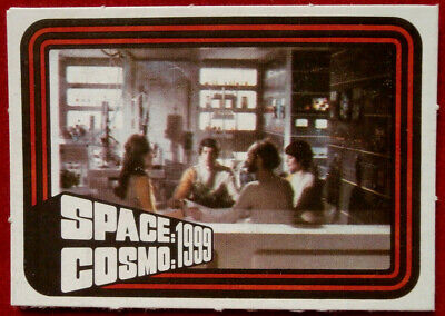 SPACE / COSMO 1999 - MONTY GUM - Card #16 - France 1976