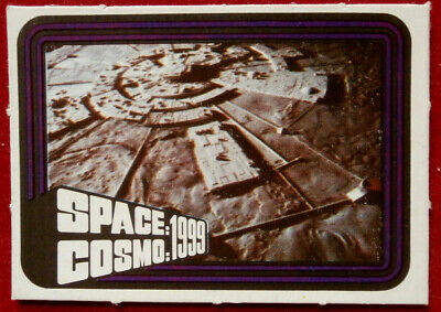 SPACE / COSMO 1999 - MONTY GUM - Card #17 - France 1976