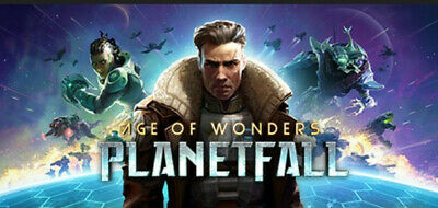 Age of Wonders Planetfall PC STEAM ACCOUNT MULTILANGUAGE