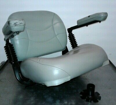 Rascal 235 Heavy Duty Scooter Electric Mobility SEAT with Adjustment Lever.