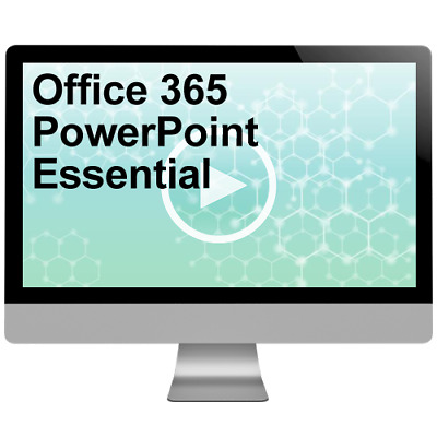 Office 365 PowerPoint Essential Video Training Course