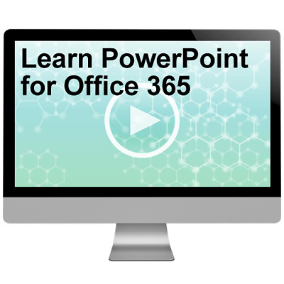 Learn PowerPoint for Office 365 Video Training Course