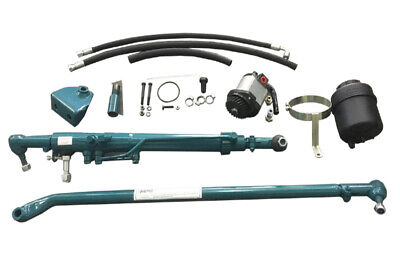 Ford 5000 - 5600 - 6600 - 7000 Power Steering Conversion Kit
