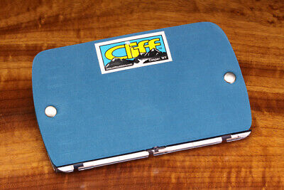 NEW CLIFF THE DEUCE FLY BOX RIG Pre-Rigged Dropper Fly Box Fly Fishing Boxes