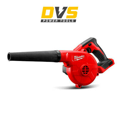 Milwaukee M18BBL-0 18v Compact Blower 3 Speed Body Only 3 YEARS WARRANTY