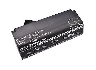 Upgrade | Battery For Asus ROG GFX71JY