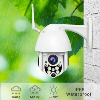 Q7 HD1080P 64GB card Wireless PTZ IP Camera Dome CCTV Security Cameras