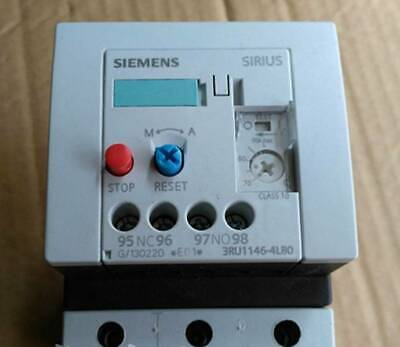 1PC New Siemens Thermal Overload Relay 3RU1146-4LB0 70-90A