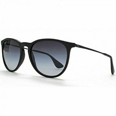 Ray-Ban RB4171 Erika Sunglasses Matte Black w/Grey Gradient (622/8G) 4171 6228G
