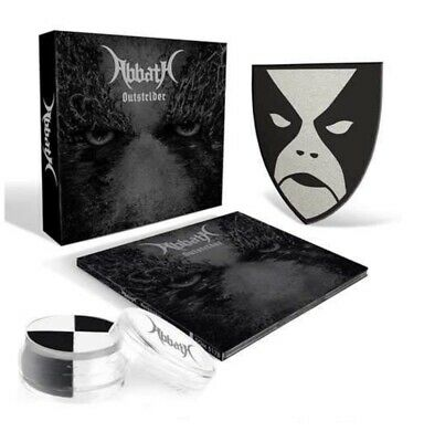 Abbath - Outstrider Cd Deluxe Collector's Limited Edition Box Set- New! Immortal