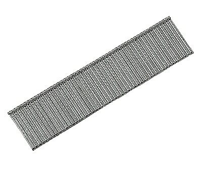 2000 Pack PASLODE GALVANISED STRAIGHT BRADS 18GA X 32mm-NO FUEL/GAS- PS381- NEW
