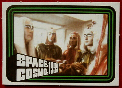 SPACE / COSMO 1999 - MONTY GUM - Card #22 - France 1976