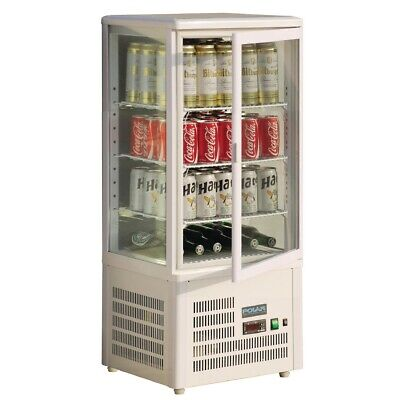 Polar Chilled Display Cabinet - 68Ltr