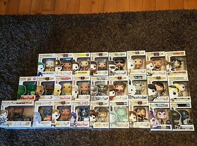 Funko Pop! mysteries Disney Walking Dead Simpson harry potter lord of the ring !