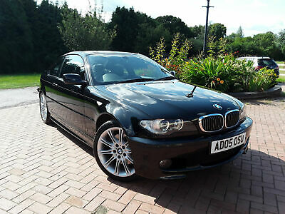 2005 BMW 330Ci  3.0 M Sport Coupe Automatic