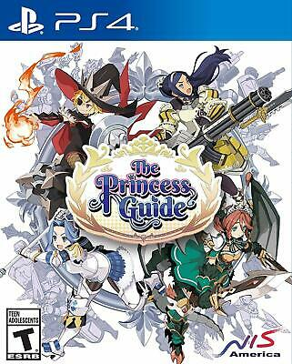 The Princess Guide (PlayStation 4, PS4 2019) Brand New - Region Free