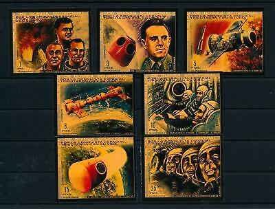 [101938] Equatorial Guinea 1972 Space travel weltraum Imperf. MNH