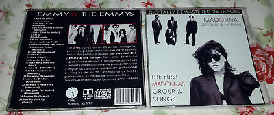 Madonna - Emmy & The Emmys, First Madonna's Group CD FAN EDITION REMASTERED!!!
