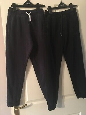 Next Boys Joggers, One Aged 11 & One 12