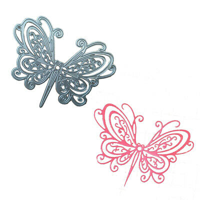 Metal Cutting Dies Butterfly Shape Troquel Flore Cuts Embossing DIY Card Crafts