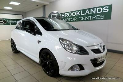 Vauxhall Corsa VXR ARCTIC EDITION [6X SERVICES, PANORAMIC ROOF and LEATHER]