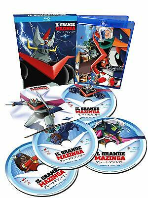 Blu Ray Mazinga Z  Vol.1 (4 Blu Ray) .........NUOVO