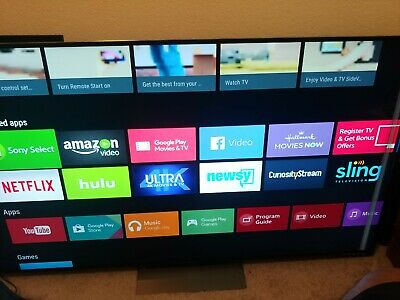 BRAND NEW SONY 65-Inch 4K Ultra HD Smart Android LED TV