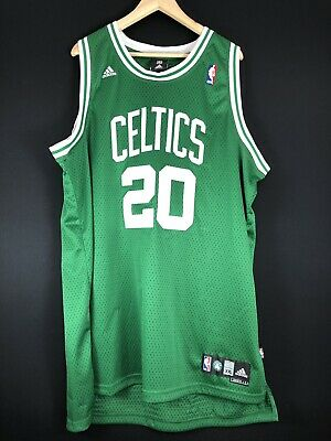 NEW Swingman Adidas Ray Allen Celtics NBA Trikot Basketball Jersey Game XXL 52