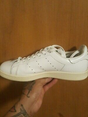hot sale online e611d d9bf2 ADIDAS STAN SMITH Nigo White/Green Men's SZ 8