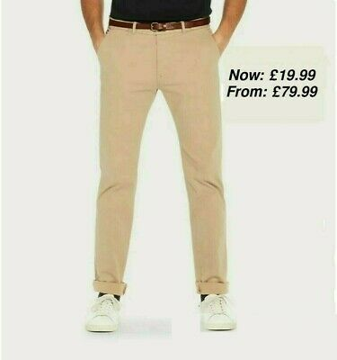 Men's Scotch & Soda Classic Chino Slim Fit 124896 06 - Stuart