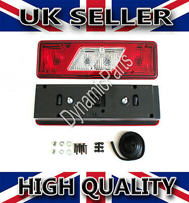 Ford Transit Mk8 Rh Right Tipper Chassis Cab Rear Tail Light Lamp 2014> 1847493