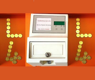 Genuine Brand New L4 Brass Tokens For Sunbed Tanning Timer Coin Meter Machines