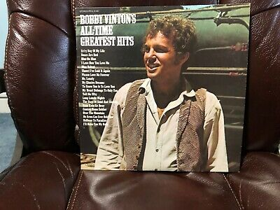 Bobby Vinton's All-Time greatest Hits lp