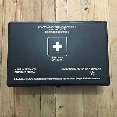Bmw First Aid Kit Box Only