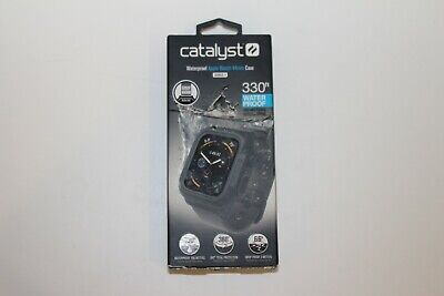 Catalyst Waterproof Case and Band Apple Watch Series 5/4 44mm - Gray OPEN BOX