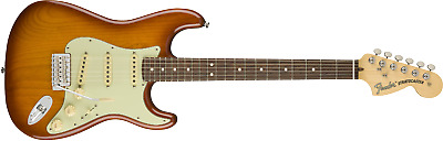 Fender 0114910342 American Performer Stratocaster - Honey Burst -NEW!